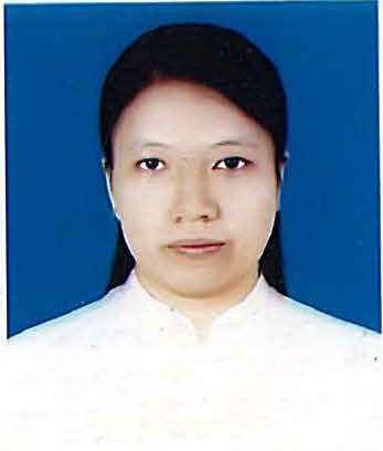 Frau Khaing Zar Lwin
