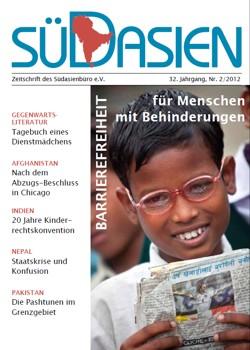 Titelseite Südasien 2/2012