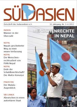 Titelseite Südasien 3-4/2012